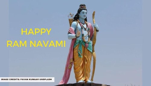 15 Ram Navami wishes, quotes, status to send your family members & friends