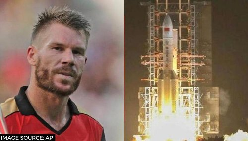 Chinese rocket in Maldives explosion 'Rattles' David Warner, other foreign IPL players