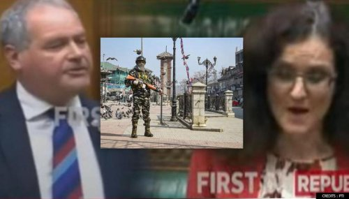 UK MPs back revocation of Article 370, say, 'Indian Army stopped J&K from Talibanization'