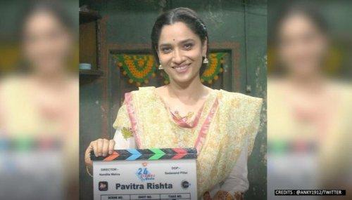Ankita Lokhande unveils Pavitra Rishta 2.0 motion poster, celebs congratulate | WATCH