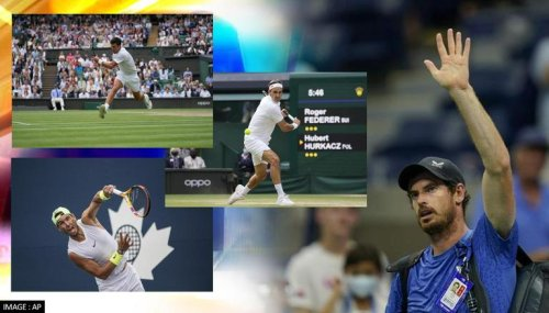Andy Murray 'regrets' being part of same generation as Federer, Nadal, Djokovic