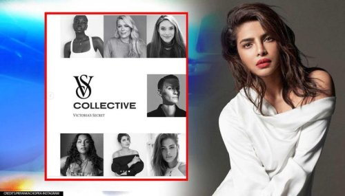 Priyanka Chopra elated to join Victoria's Secret, says 'excited to bring about a change'