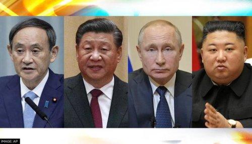 Japan names China, Russia and N Korea as cyberspace threats who 'steal military info'