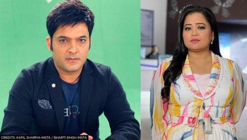Kapil Sharma & Bharti Singh terrify a fan as they recreate viral 'Bachpan Ka Pyar' song