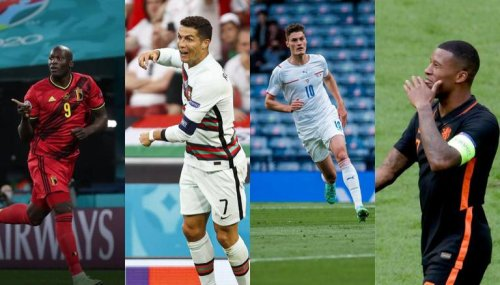 Euro 2020 Golden Boot: Ronaldo, Schick lead the race, Lukaku and Wijnaldum close behind