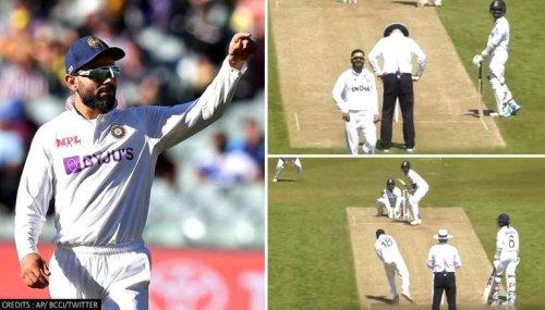 Virat Kohli bowls banana inswinger to KL Rahul in India's intra-squad match | Watch