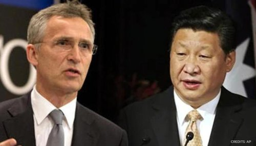 NATO Chief says China 'doesn't share our values', urges leaders to strengthen policy