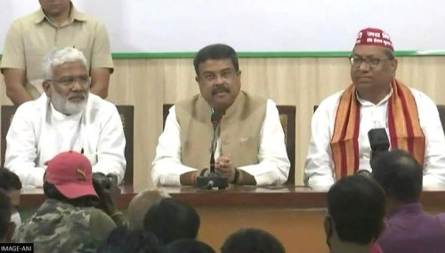 UP polls: BJP allies with Nishad Party & Apna Dal, to contest under PM & CM's leadership