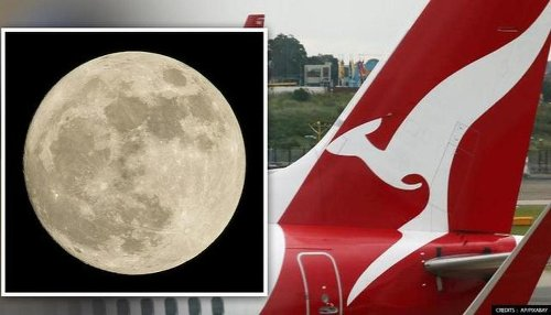 Australian airline sells out supermoon tickets for 'flight to nowhere' in 2.5 minutes