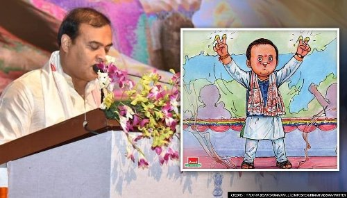 'Icing on the cake,' says Himanta Biswa Sarma as Amul marks his CM-ship, puns on his name