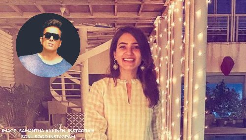 Samantha Akkineni hails Sonu Sood for saving 22 critical patients, says 'You're the best'