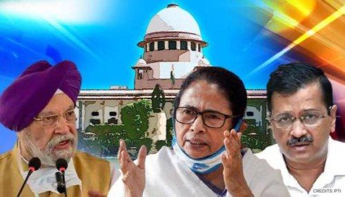 ONOR scheme: Hardeep Puri slams WB & Delhi CMs over SC order, says 'they keep protesting'