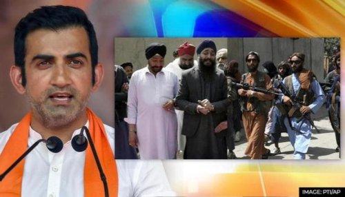 Gautam Gambhir Reacts On Afghan Sikhs Receiving Ultimatum From Taliban; 'Unacceptable'