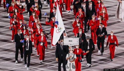 Why is Russia banned from the Olympics? How they compete with name ROC, what is it?