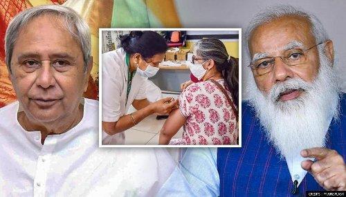 Odisha CM Patnaik writes to PM Modi, suggests 4 measures to step-up vaccination drive