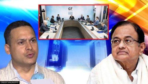 BJP chides P Chidambaram's 'ignorance' over G7 criticism; flaunts India's COVID-19 fight