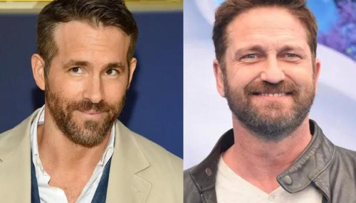 Ryan Reynolds has epic reply for Gerard Butler who hasn't seen any of his films