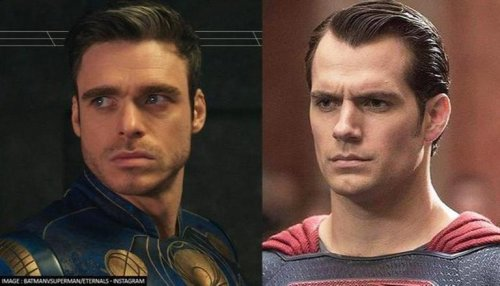 How Marvel stopped Richard Madden's Ikaris from being too much like DC's Superman; watch