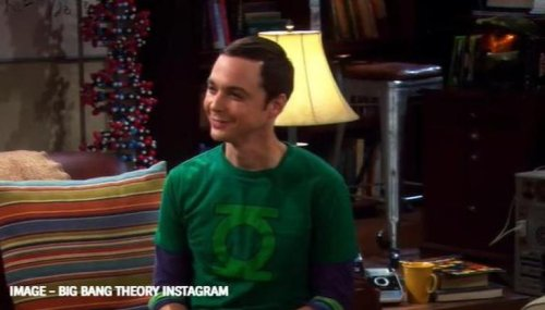 The Big Bang Theory's Jim Parsons talks about a deleted Sheldon Scene from season 5