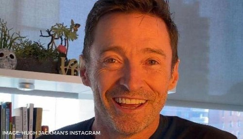 Hugh Jackman shows off his selfie skills and calls it his 'best selfie ever'; see picture