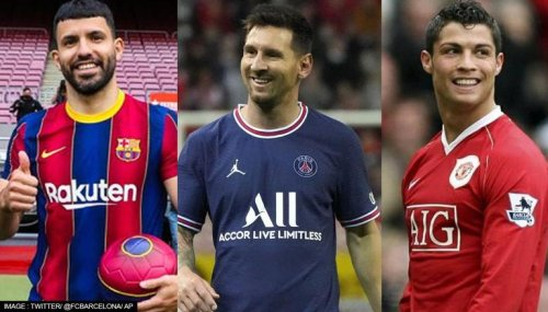 What makes Cristiano Ronaldo different from Lionel Messi? Aguero reveals major distinction