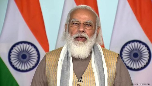 PM Modi interacts with Governors over COVID; emphasises on importance of 'Janbhagidari'