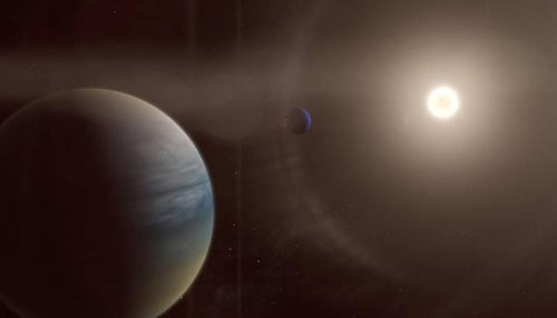 Citizen scientists discover two gaseous exoplanets around bright sun-like star