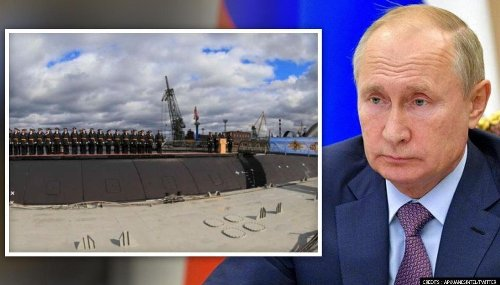 Russia to get 40 warships and vessels as country plans to expand naval fleet