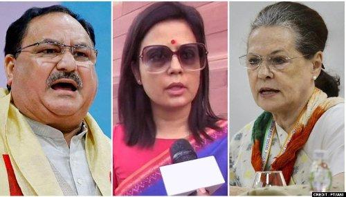 TMC replies as Nadda shames Congress' COVID response in note to Sonia Gandhi; asks counter