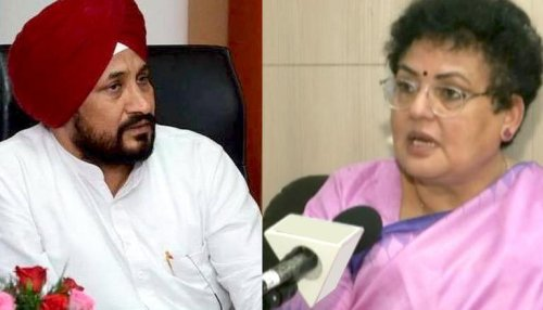 'Punjab CM Channi should resign if MeToo charges proved': NCW calls out Congress & Sonia