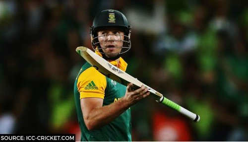 What is AB de Villiers donation for Covid-19? RCB star comes into limelight again