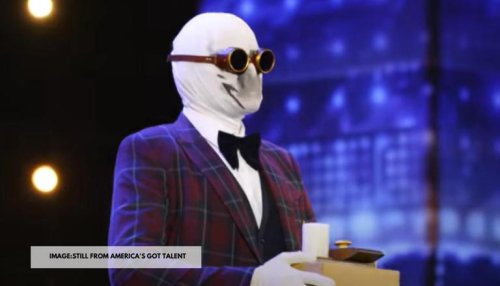 'America's Got Talent' turns into a horror show as creepy magician freaks everyone out
