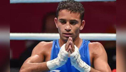 Amit Panghal vs Yuberjen Martinez: Watch Boxing Men's Round of 16 Match Live