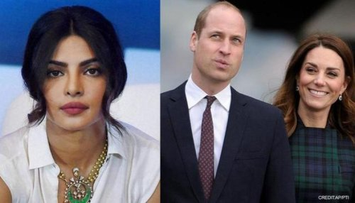 Priyanka Chopra enjoys Wimbledon finals along with Kate Middleton and Prince William