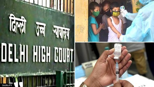 COVID: Plea in Delhi HC opposes COVAXIN trial on children; says minors can't be volunteers
