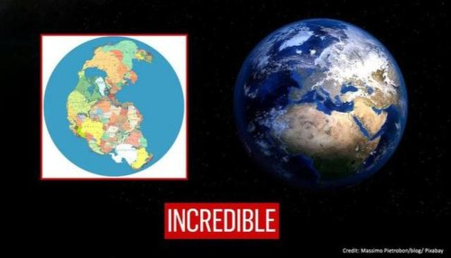Map of 'Pangea' shows how Earth looked like 300 million years ago | See Picture