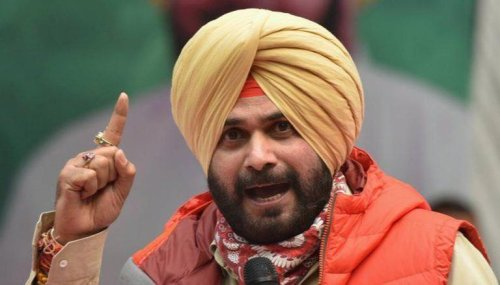 Congress leaders fume at Sidhu's resignation, ask him to shift to doing 'full-time comedy'