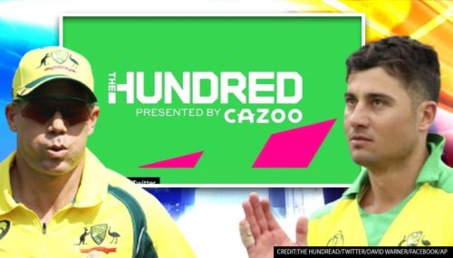 David Warner and Marcus Stoinis pull out from inaugural edition of 'The Hundred'