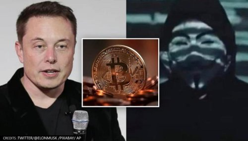 Elon Musk pokes Anonymous again with 'Hannah Montana is actually Miley Cyrus' tweet