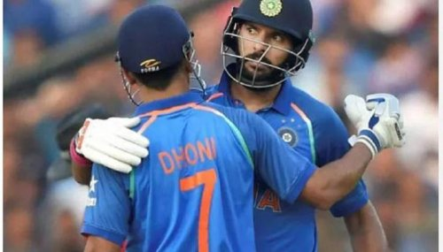 Yuvraj Singh fondly remembers how MS Dhoni reacted after he hit six sixes in an over