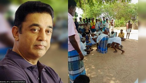 Panchayat in Tamil Nadu's Villupuram asks Dalits to prostrate; Kamal Haasan condemns 'sin'