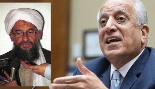 Al-Qaeda's Ayman al-Zawahiri can be hiding in Afghanistan, cautions Ex-US envoy Khalilzad