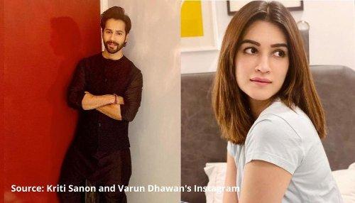 Varun Dhawan and Kriti Sanon share photos from shooting locations of their movie 'Bhediya'