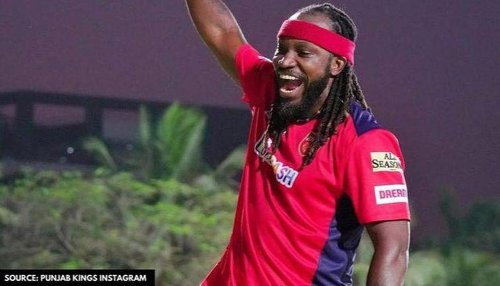 Chris Gayle gets 'Universe Boss' like welcome on arriving in Jamaica, fans laud PBKS star