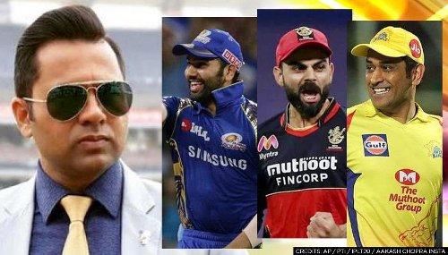 Aakash Chopra snubs Indian greats Virat Kohli, MS Dhoni & Rohit Sharma from IPL 2021 XI
