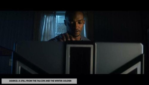 What is in the box in 'The Falcon And The Winter Soldier' Episode 5? All you need to know