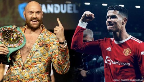 How Tyson Fury could be denied chance to upstage Cristiano Ronaldo at Old Trafford?