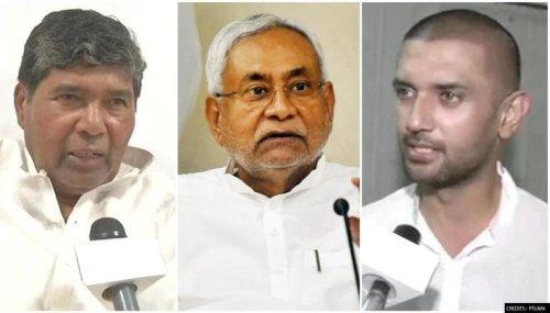Chirag Paswan's uncle regrets LJP's NDA exit in Bihar; lauds CM Nitish Kumar post 'split'