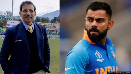 Harsha Bhogle on Virat Kohli's T20I decision: 'Thought he'd give up RCB captaincy first'
