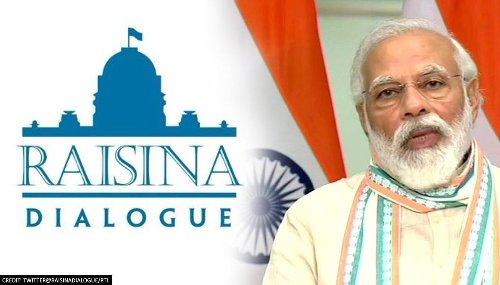 Raisina Dialogue: PM Modi to 'unite world's best strategic thinkers' in 6th edition